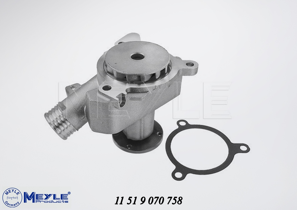 Water Pump Bmw E30 E34 Series Various Models