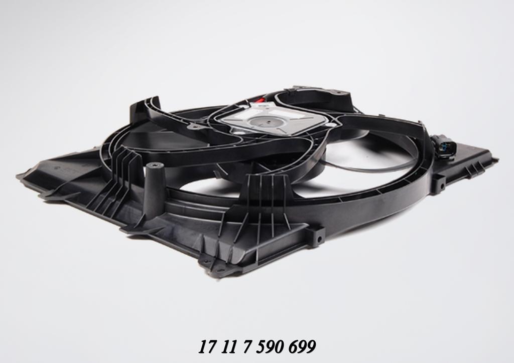 bmw e90 sedan 320i cooling electric cooling fan bmw 1. Black Bedroom Furniture Sets. Home Design Ideas