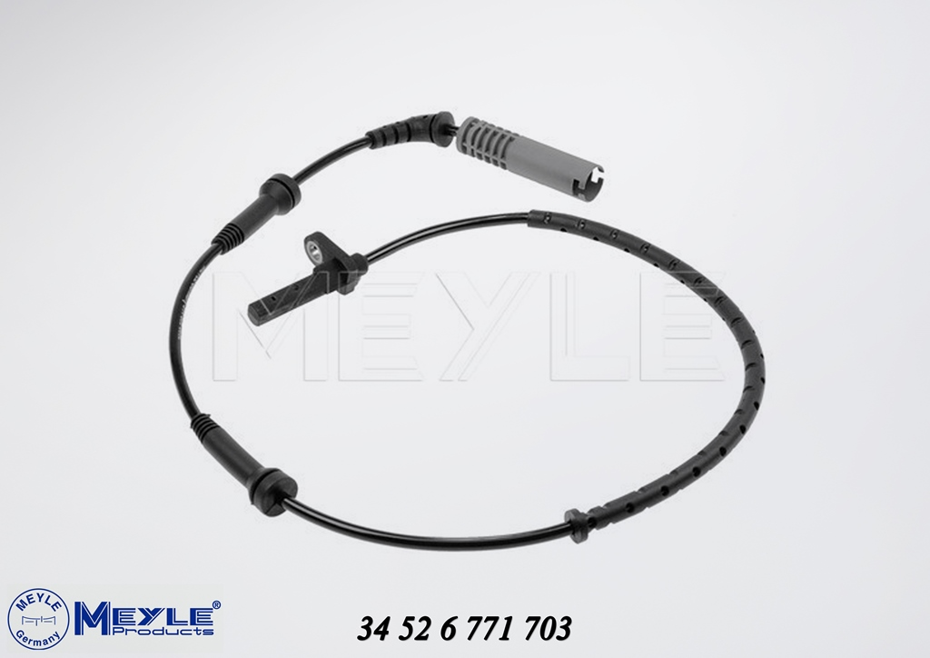BMW X3 Rear ABS Sensor Meyle OE German Quality