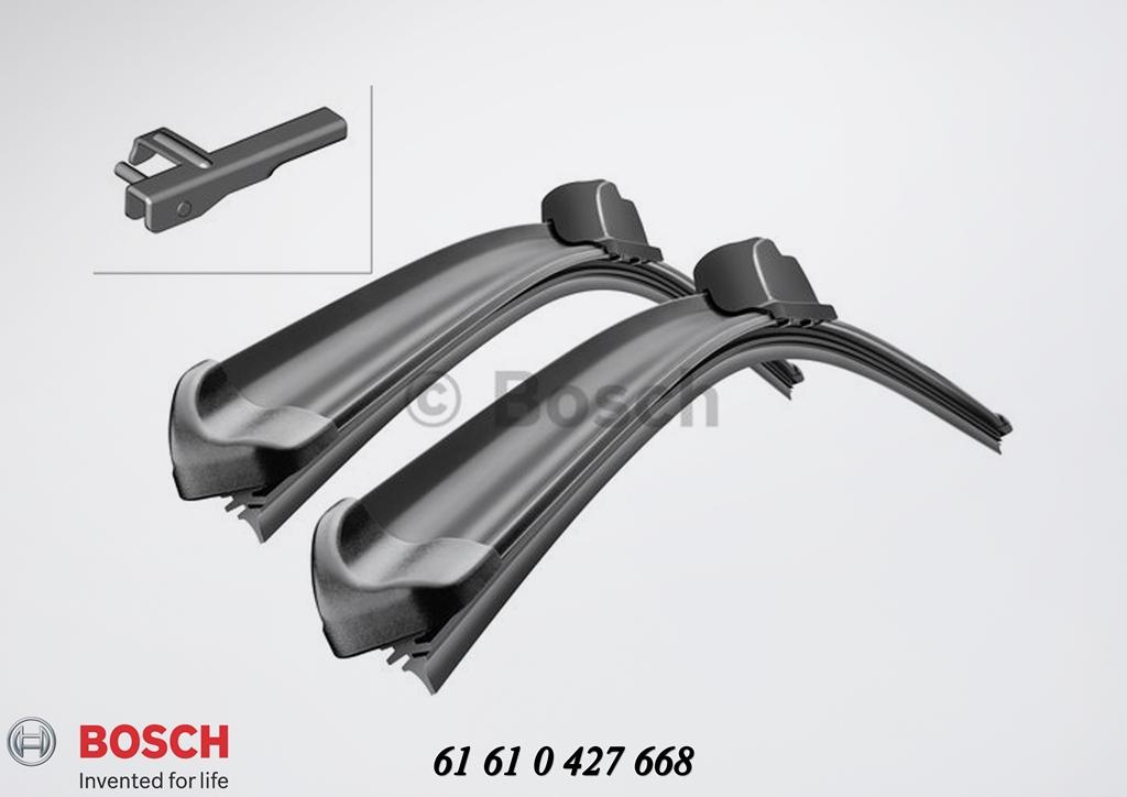 Wiper Blade Set - BMW E90 / E91 Series - Aerotwin - Front
