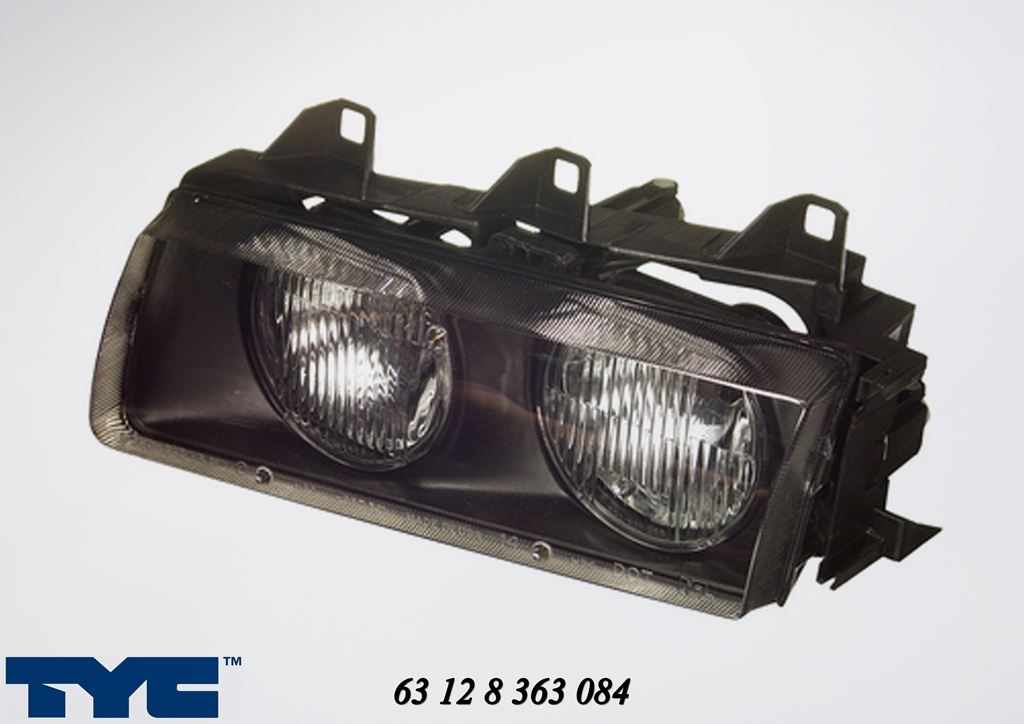 Bmw E36 Sedan 316i Lighting Headlamp Assembly Bmw E36 3 Series